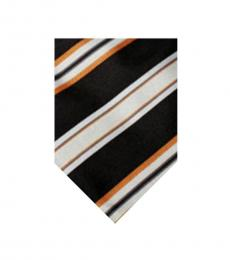 Orange Streamline Tie