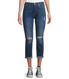 Denim Josefina High-Waist Jeans
