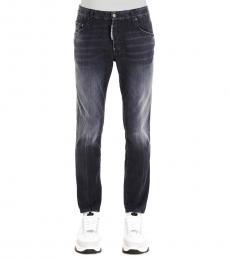 Dsquared2 Dark Grey Skeater Jeans