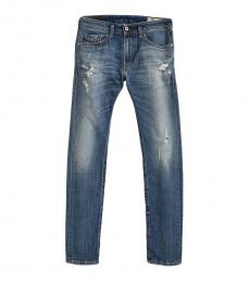 Diesel Blue Buster Distressed Jeans