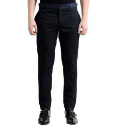 Dolce & Gabbana Two Tone Casual Pants