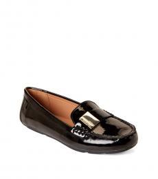 Black Lisa Patent Loafers