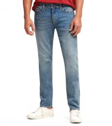 Light Indigo Slim Jeans