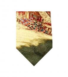 Multi Color Well Tailored Tie