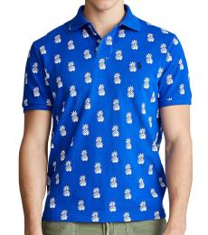 Ralph Lauren Pacific Royal Classic-Fit Pineapple Polo