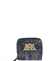 Juicy Couture Black Wild Things Wallet