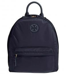 Navy Ella Large Backpack