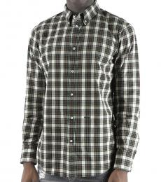 Multi Color Checked Shirt