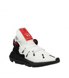 White Kusari Sneakers