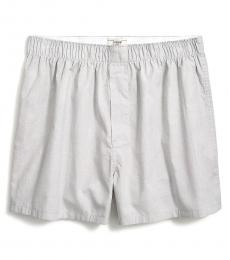 J.Crew Light Grey End On End Boxers