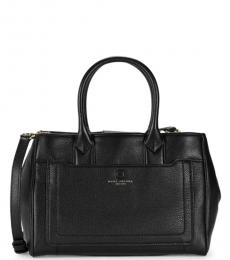 Marc Jacobs Black Empire City Large Satchel