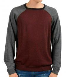 Armani Collezioni Multicolor Regular Fit Sweater