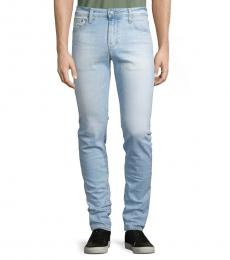 AG Adriano Goldschmied Blue Years Led Skinny Jeans