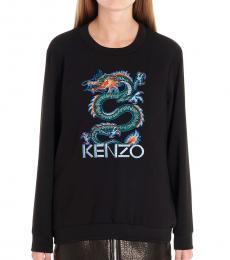 Kenzo Black Dragon Sweatshirt