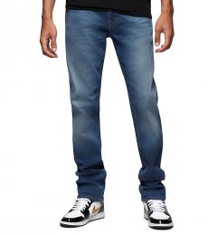 True Religion Ultra Indigo Rocco Skinny Jeans