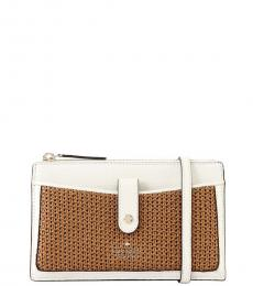 Kate Spade Warm Gingerbread Jackson Small Crossbody