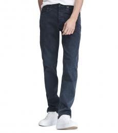 Rag And Bone Black Slim Fit Jeans
