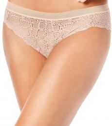 DKNY Cameo Lace Mesh Bikini Underwear