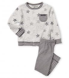Calvin Klein 2 Piece Cardigan/Pants Set (Baby Girls)