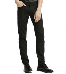 DKNY Black Slim Twill Jeans
