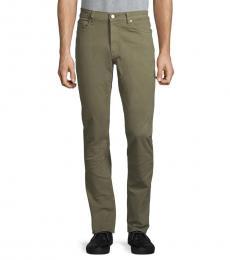 Michael Kors Fatigue Parker Slim-Fit Jeans