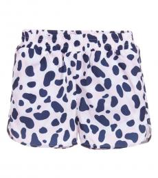 Stella McCartney Little Girls Light Pink Shorts