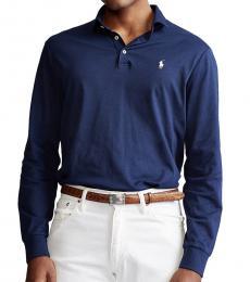 Ralph Lauren Navy Blue Classic Fit Polo