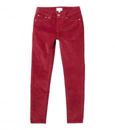 BCBGirls Girls Cranberry Corduroy Pants