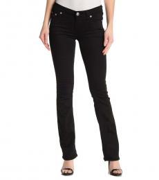 Black Body Rinse Becca Bootcut Stretch Jeans
