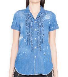 Light Blue Rouges Shirt