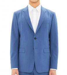 Blue Chambers Suit Jacket