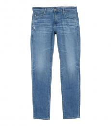 AG Adriano Goldschmied Blue Dylan Skinny Jeans