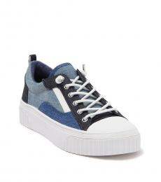Michael Kors Denim Oscar Sneakers