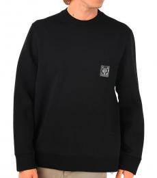 Neil Barrett Black Piercing Sweatshirt