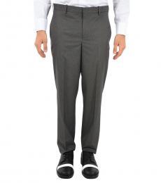 Dark Grey Slim Fit Pants