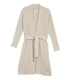Light Grey Ana Robe