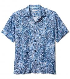Blue Coconut Short Sleeve Shirt
