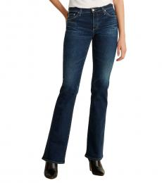 AG Adriano Goldschmied Blue Angel Bootcut Jeans