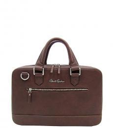 Robert Graham Brown Buster I Large Briefcase Bag