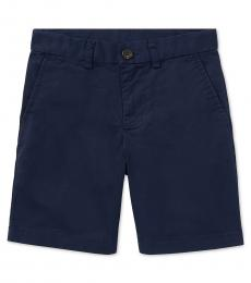 Ralph Lauren Little Boys Newport Navy Chino Shorts