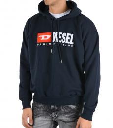 Navy Blue S-Division Sweatshirt