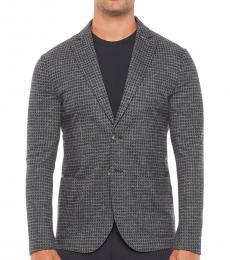 Grey Check Sport Jacket