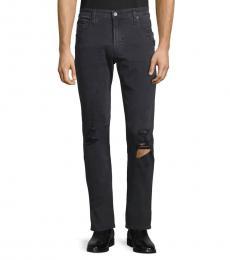 AG Adriano Goldschmied Years Tellis Modern Slim-Fit Disress Jeans