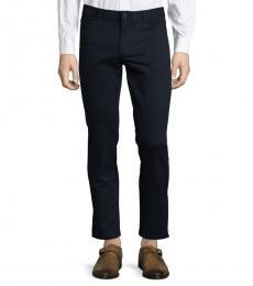 Michael Kors Midnight Parker Slim Fit Stretch Pants