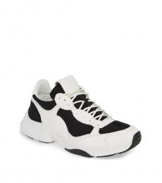 Black White Daxton Sneakers