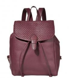 Cherry Bethany Medium Backpack