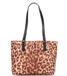 Kate Spade Leopard Print Taylor Small Tote