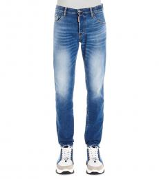 Dsquared2 Blue Sexy Mercury Jeans