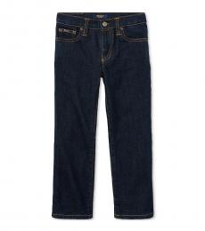 Ralph Lauren Little Boys Vestry Wash Stretch Hampton Jeans