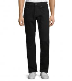 True Religion Black Slim-Fit Classic Jeans